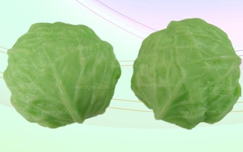 009-0001 กระหล่ำเขียว