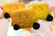 008-0002 รถตุ๊กตุ๊กสีเหลือง
