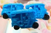 008-0003 รถตุ๊กตุ๊กสีฟ้า