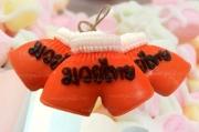 008-0010 กางเกงมวยสีส้ม
