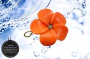 002-0033 ลีลาวดีสีส้ม